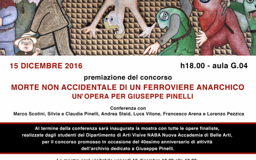 premiazione NABA Pinelli